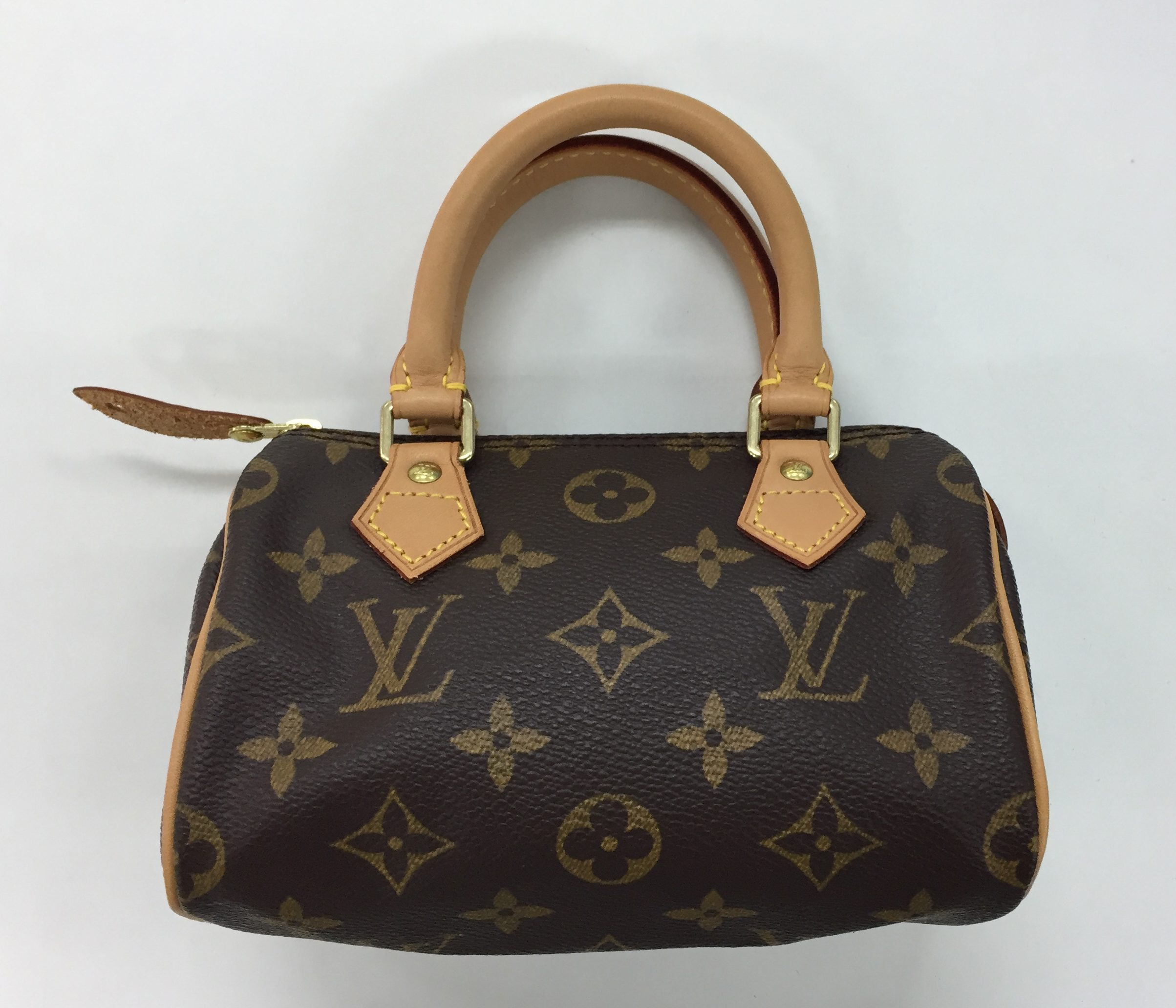 01d101ec642a 【池袋のブランド買取事例】LOUIS VUITTON ヴィトンのバッグ ミニスピーディを買い取りました♪